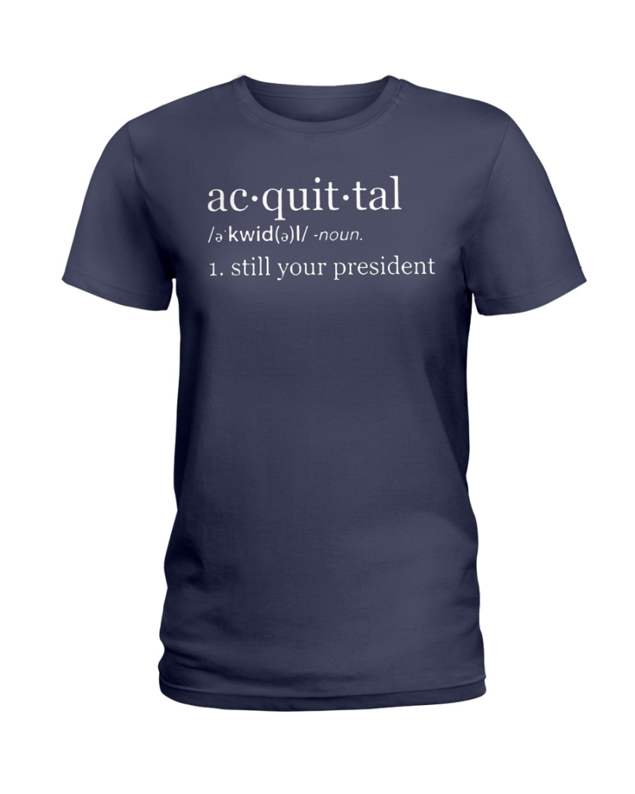 Acquittal definition lady shirt