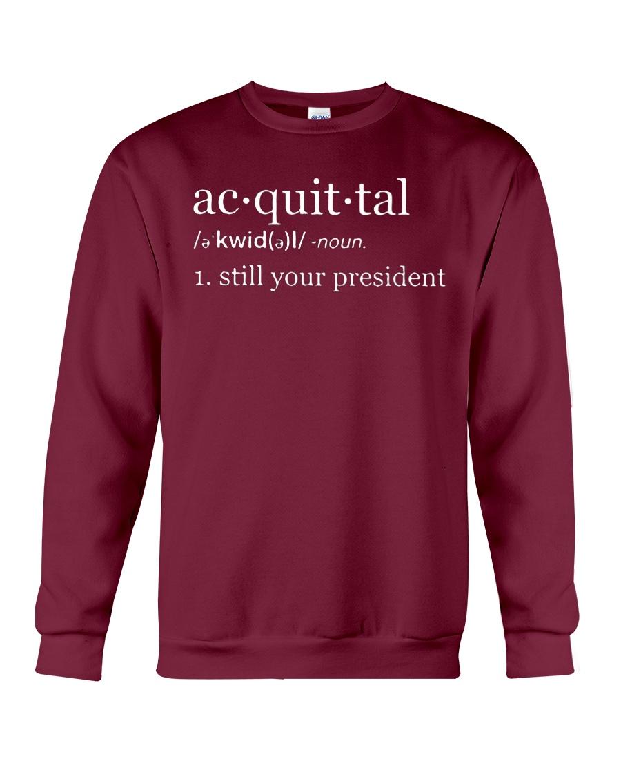 Acquittal definition sweatshirt