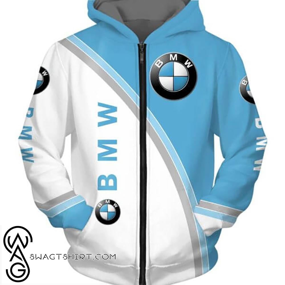 BMW car logo full printing shirt
