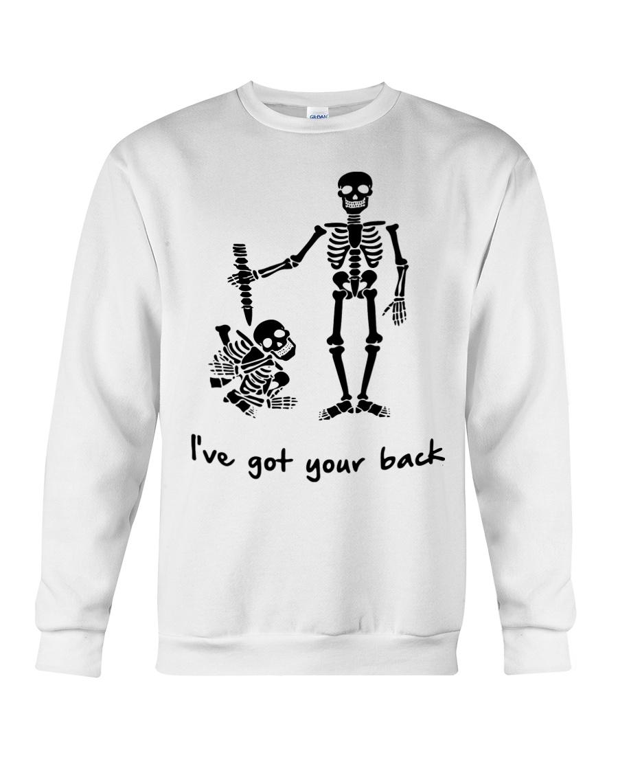 Skeleton i've fot your back sweatshirt