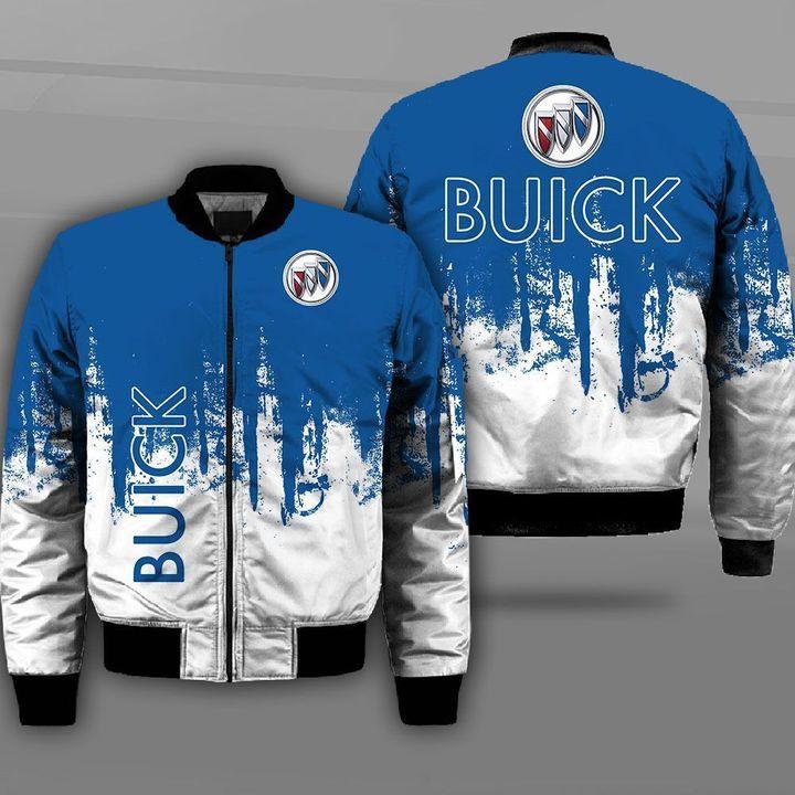 Buick car logo full printing bomber