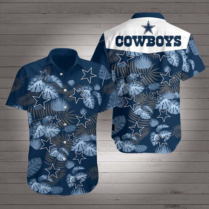 Dallas cowboys hawaiian shirt 3