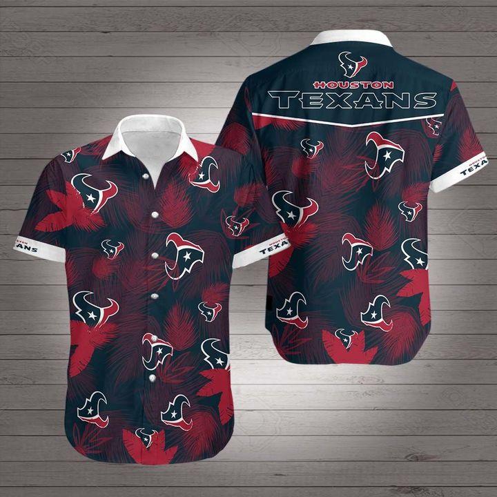 Houston texans hawaiian shirt 1