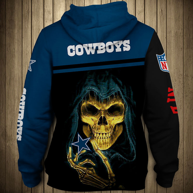 National football league dallas cowboys team hoodie 1