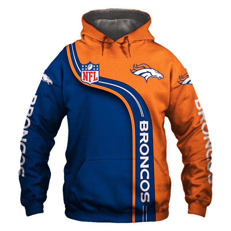 National football league denver broncos hoodie