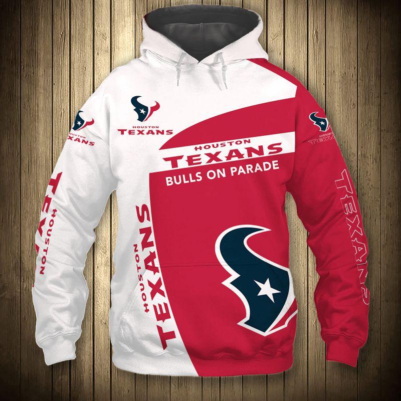 National football league houston texans hoodie