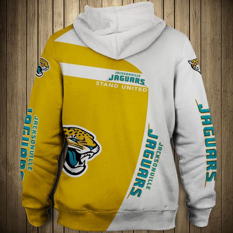 National football league jacksonville jaguars hoodie 1