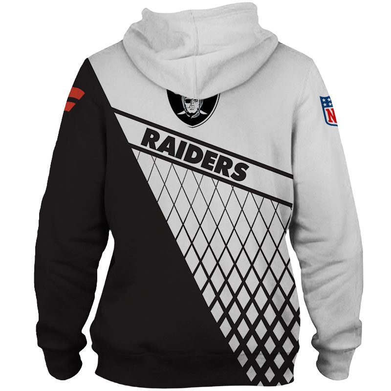 National football league las vegas raiders hoodie 1