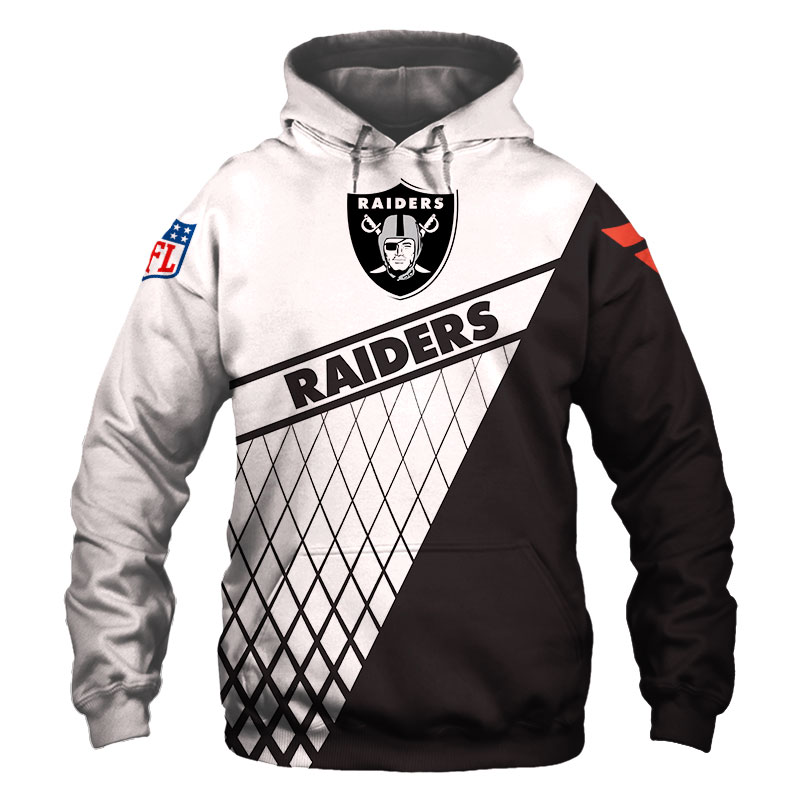 National football league las vegas raiders hoodie