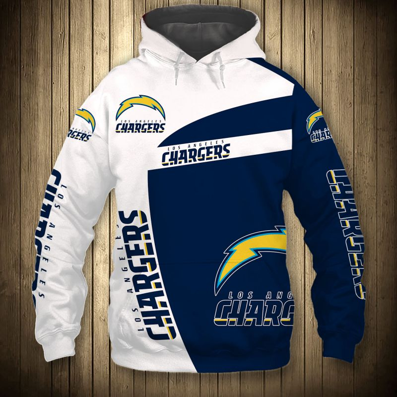 National football league los angeles chargers hoodie