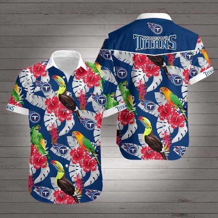 Tennessee titans hawaiian shirt 3