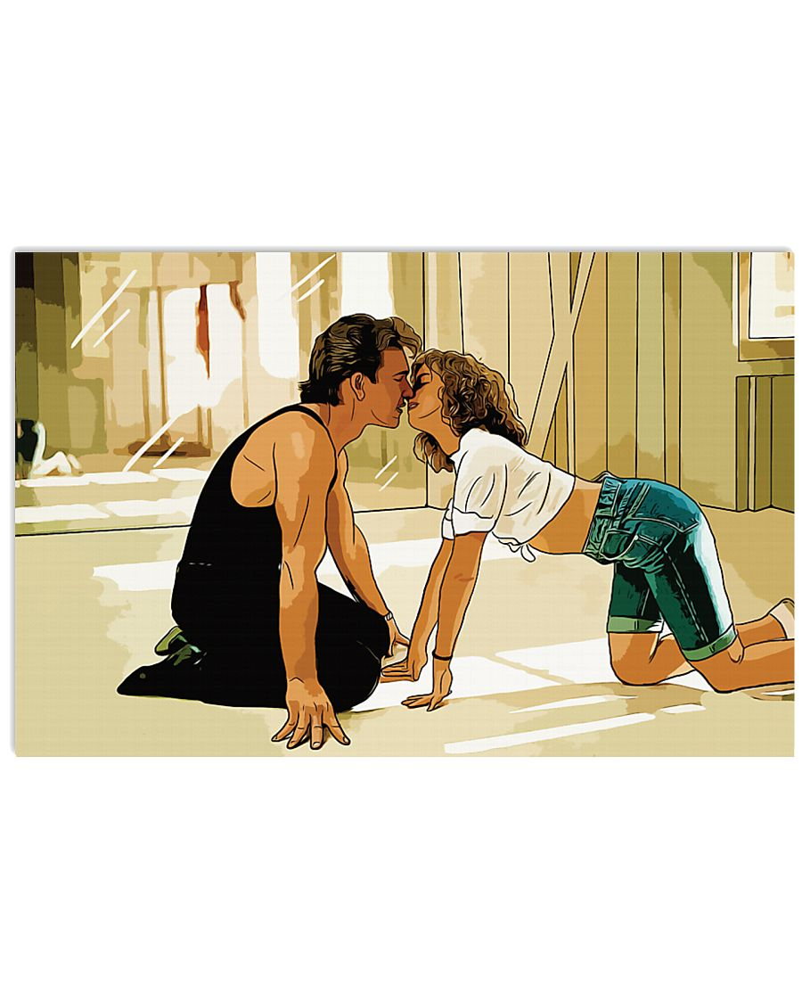 Dirty dancing johnny and penny poster 1