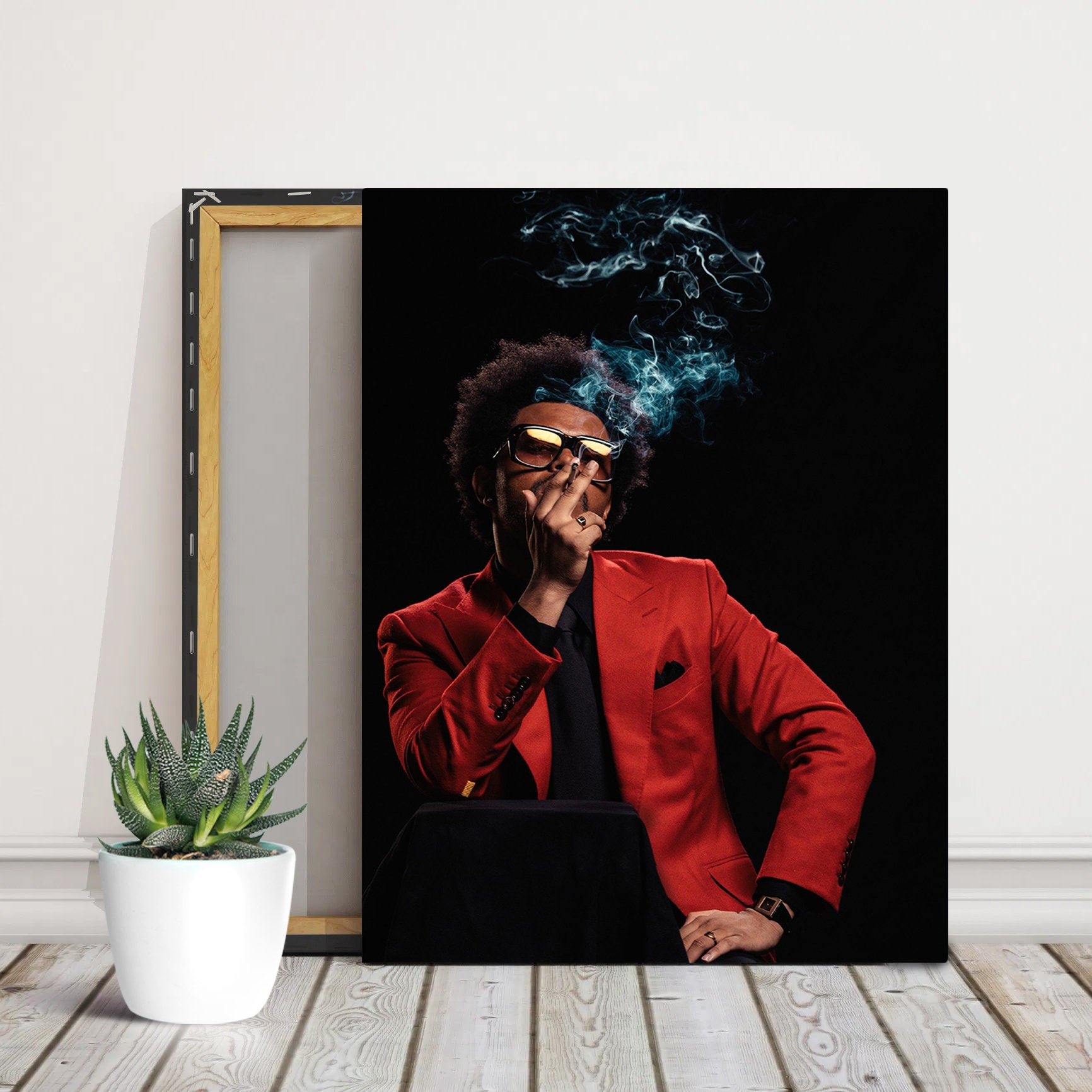 The weeknd after hours poster 2