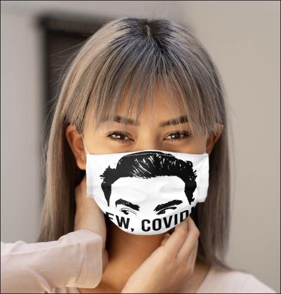 Ew covid anti pollution face mask 3