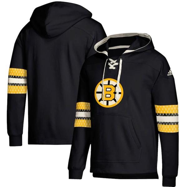 NHL boston bruins all over printed hoodie 3