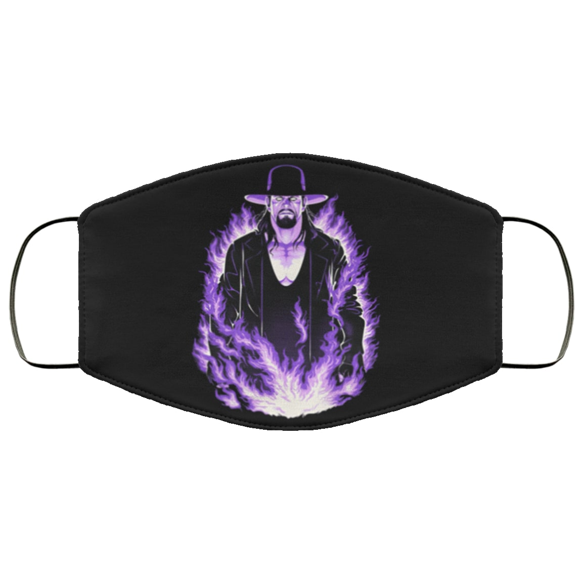 WWE the undertaker anti pollution face mask 4