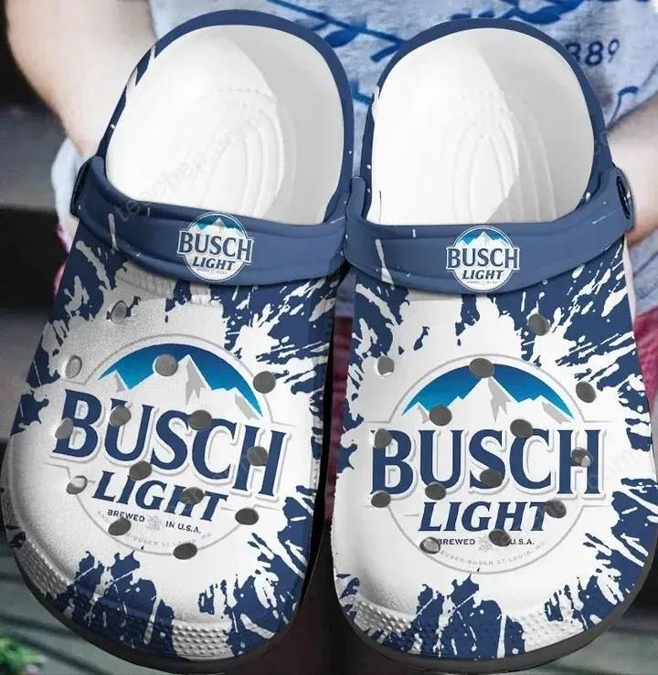 busch light beer crocs 1