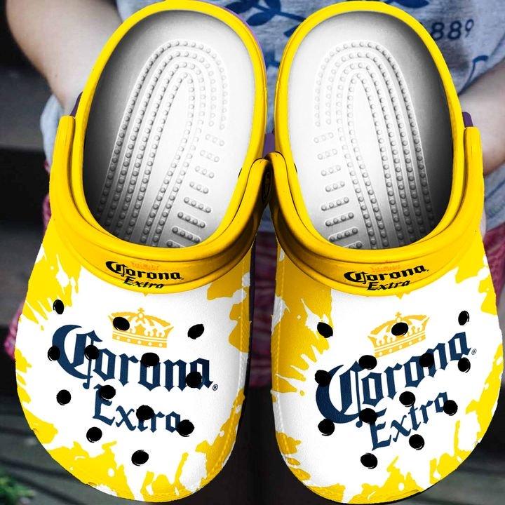 corona extra beer crocs 1