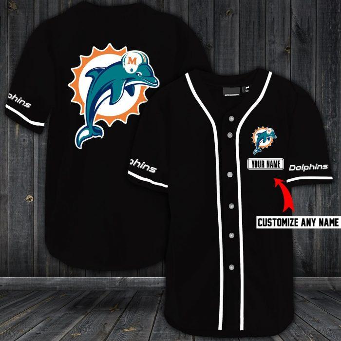 custom name jersey miami dolphins shirt 1