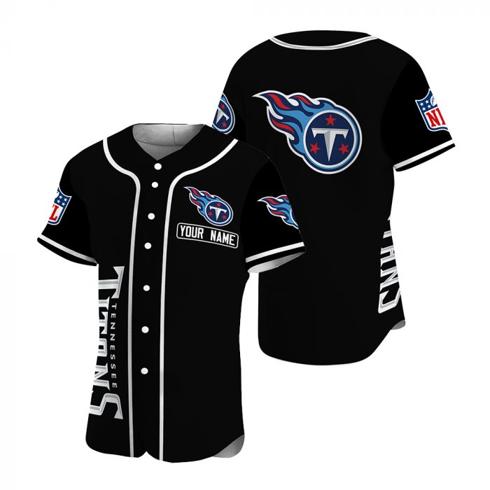 custom name jersey tennessee titans shirt 1