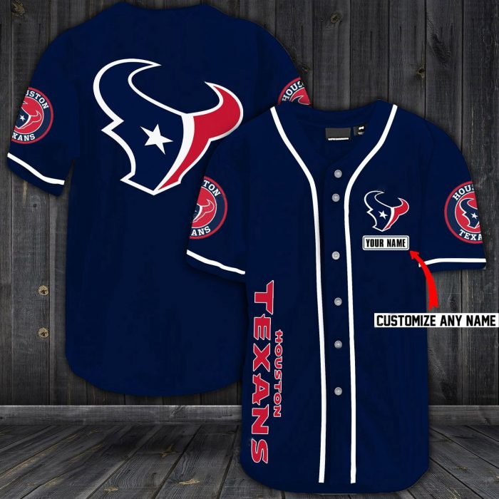 customize name jersey houston texans shirt 1
