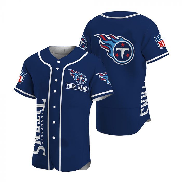 customize name jersey tennessee titans shirt 1