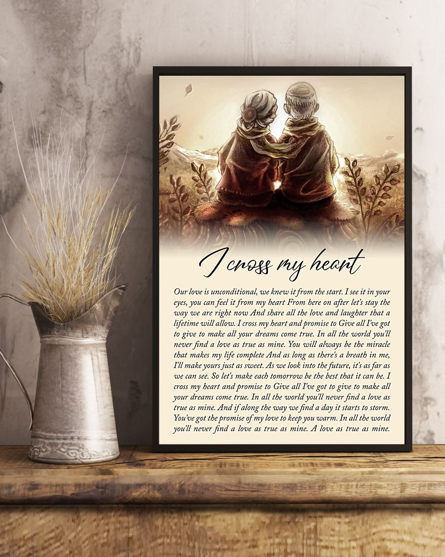 george strait i cross my heart lyrics couple in love poster 2