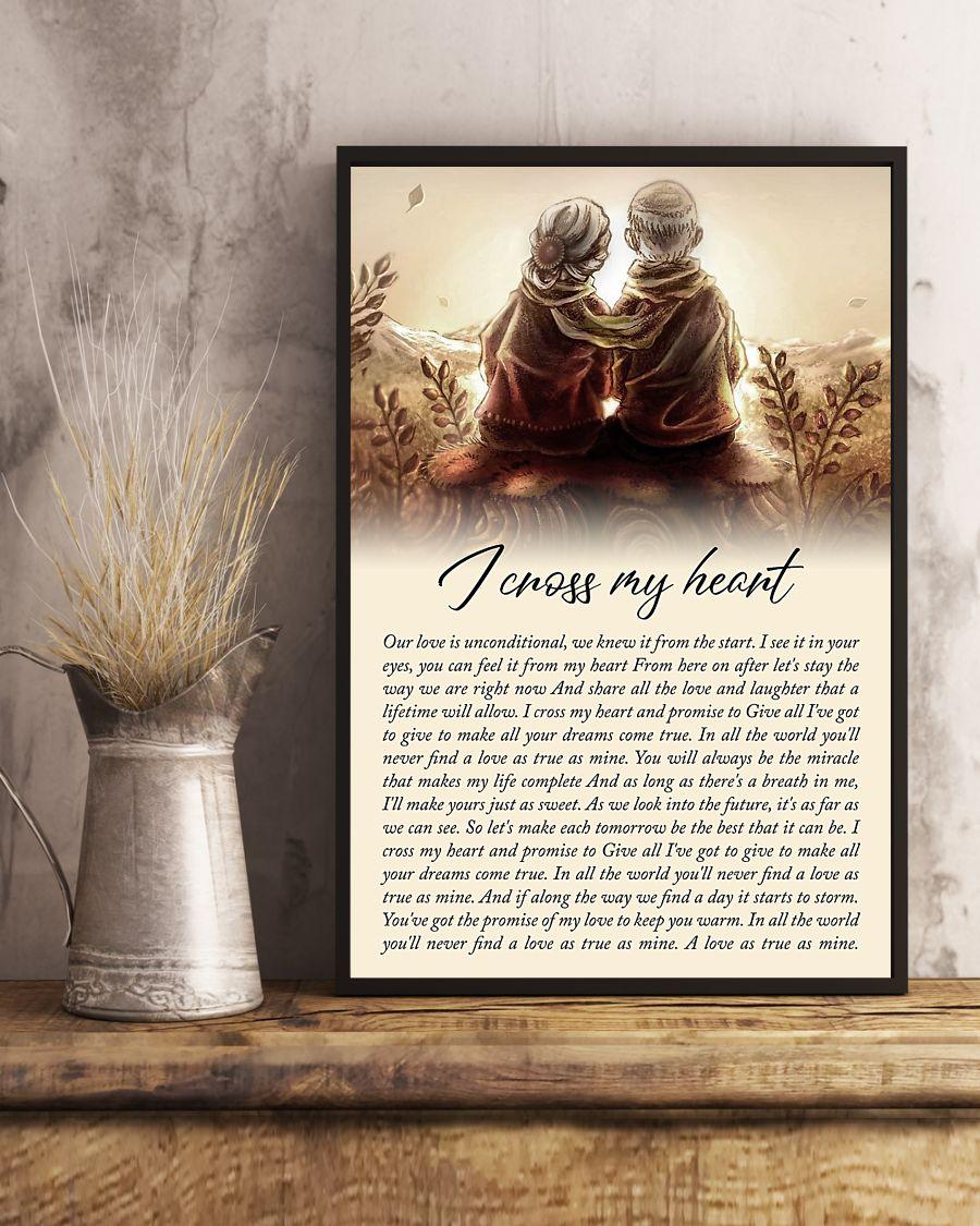 george strait i cross my heart lyrics couple in love poster 2