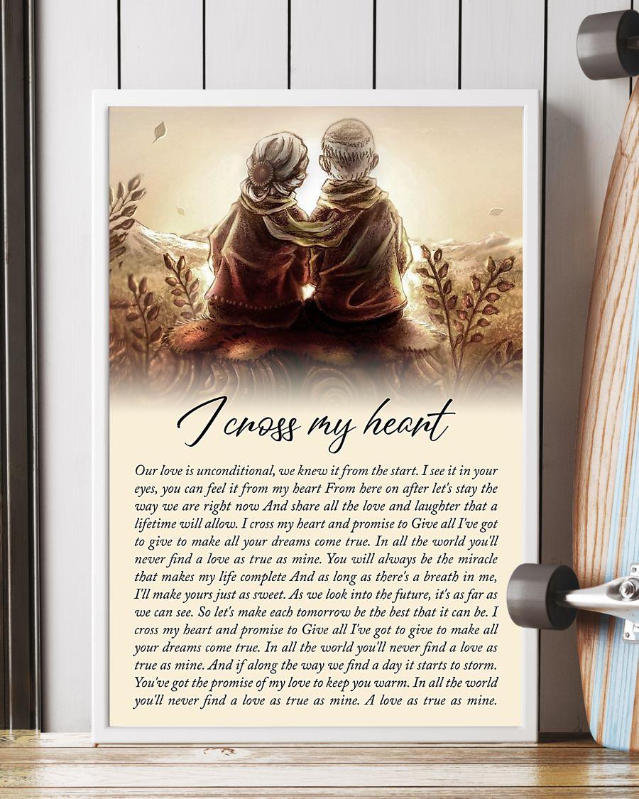 george strait i cross my heart lyrics couple in love poster 4