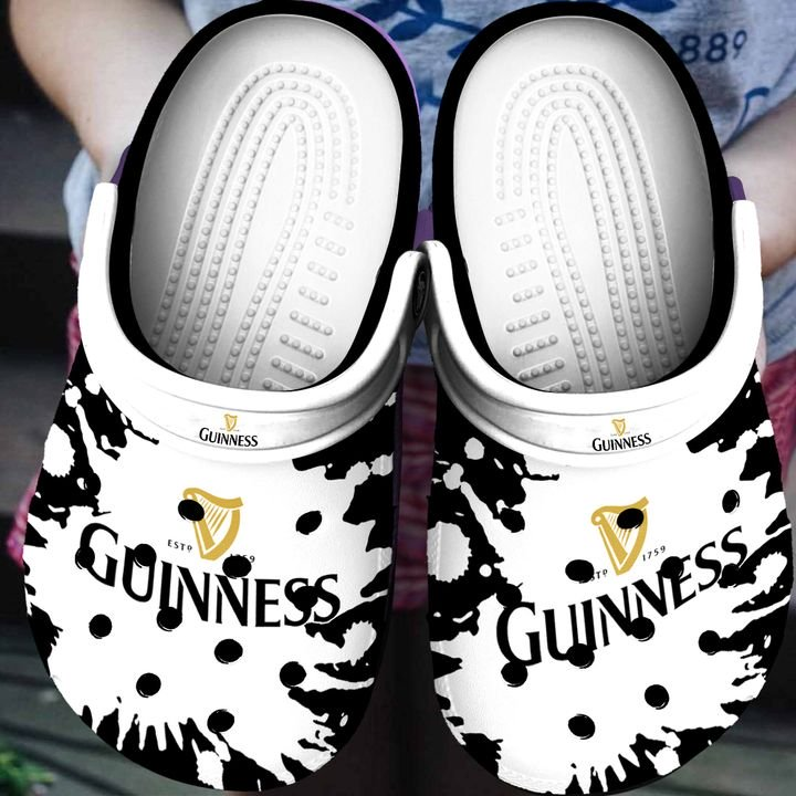 guinness beer crocs 1