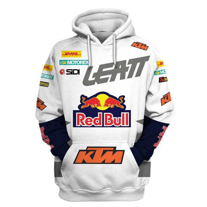 ktm motorex red bull full printing shirt 1