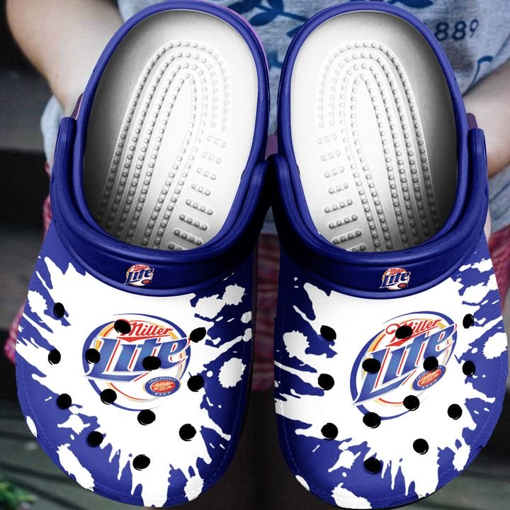miller lite beer crocs 1 - Copy