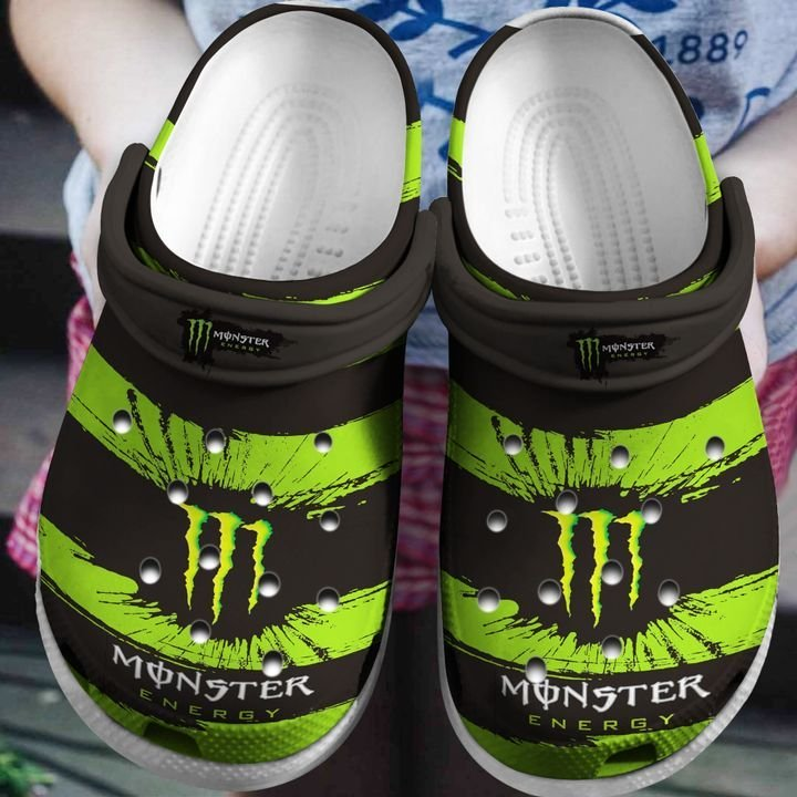 monster energy drink crocs 1