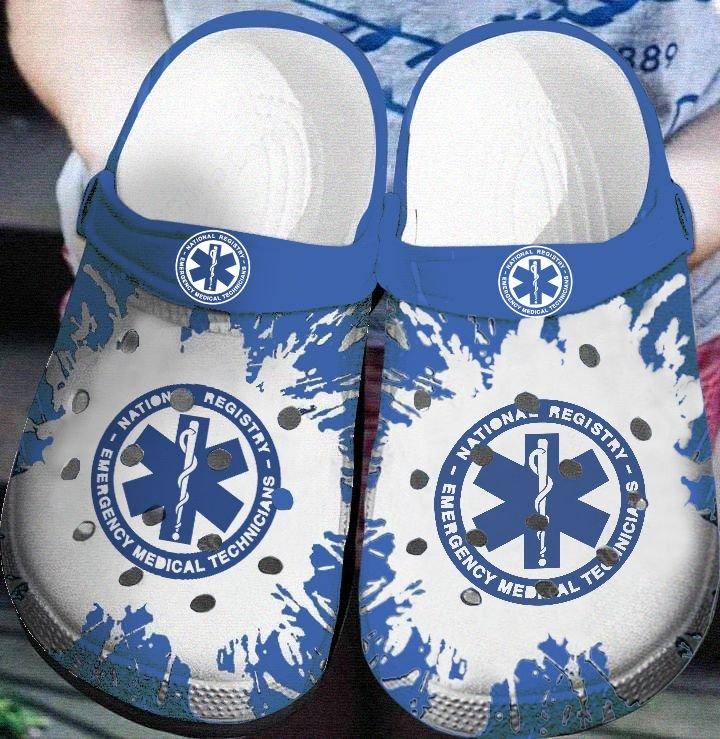 national registry of emergency medical technicians nurse crocs 1
