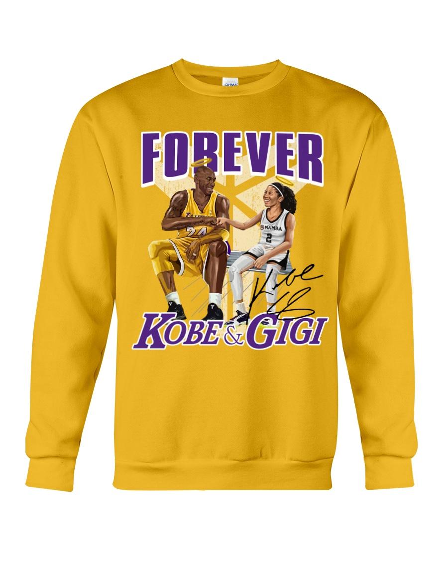 nba forever kobe and gigi sweatshirt