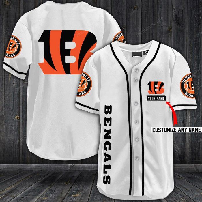 personalized name jersey cincinnati bengals full printing shirt 1