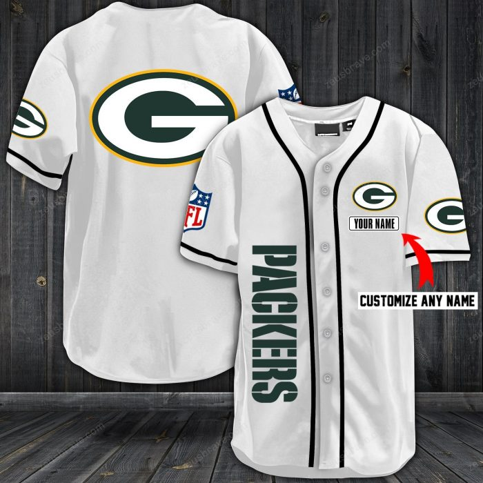 personalized name jersey green bay packers full printing shirt 1 - Copy
