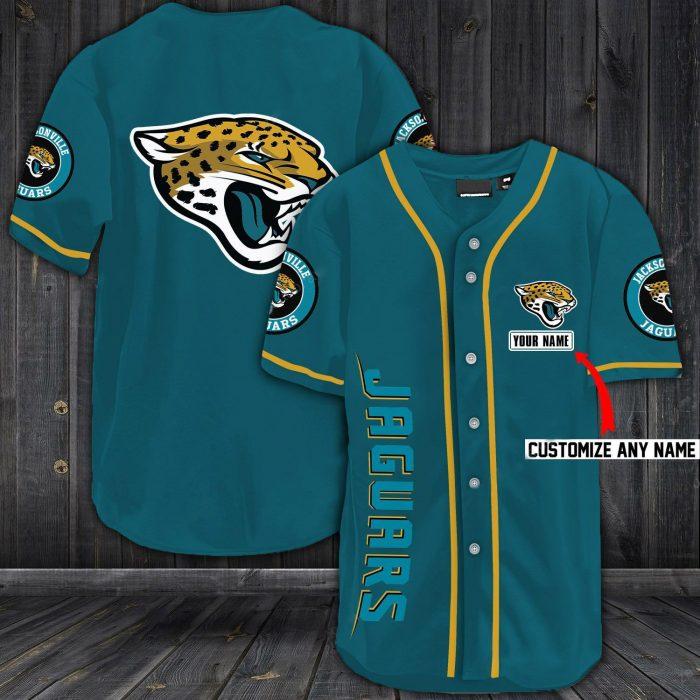 personalized name jersey jacksonville jaguars shirt 1
