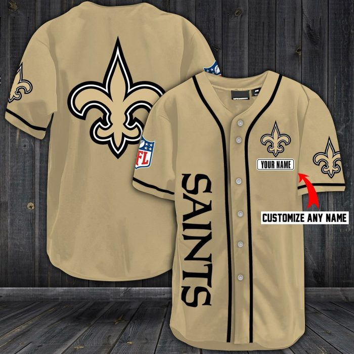 personalized name jersey new orleans saints shirt 1 - Copy