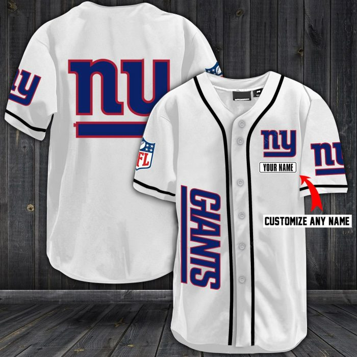 personalized name jersey new york giants full printing shirt 1