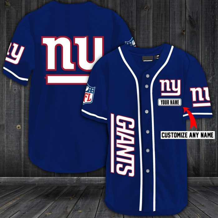 personalized name jersey new york giants shirt 1