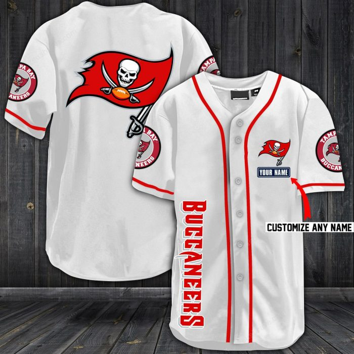 personalized name jersey tampa bay buccaneers full printing shirt 1