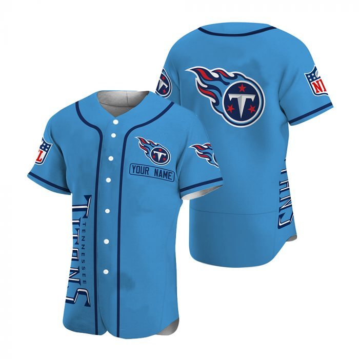 personalized name jersey tennessee titans shirt 1
