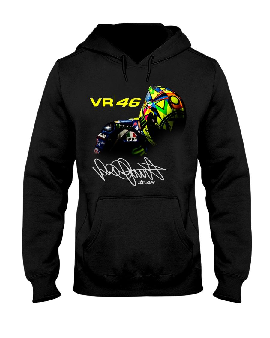sky racing team vr46 valentino rossi hoodie