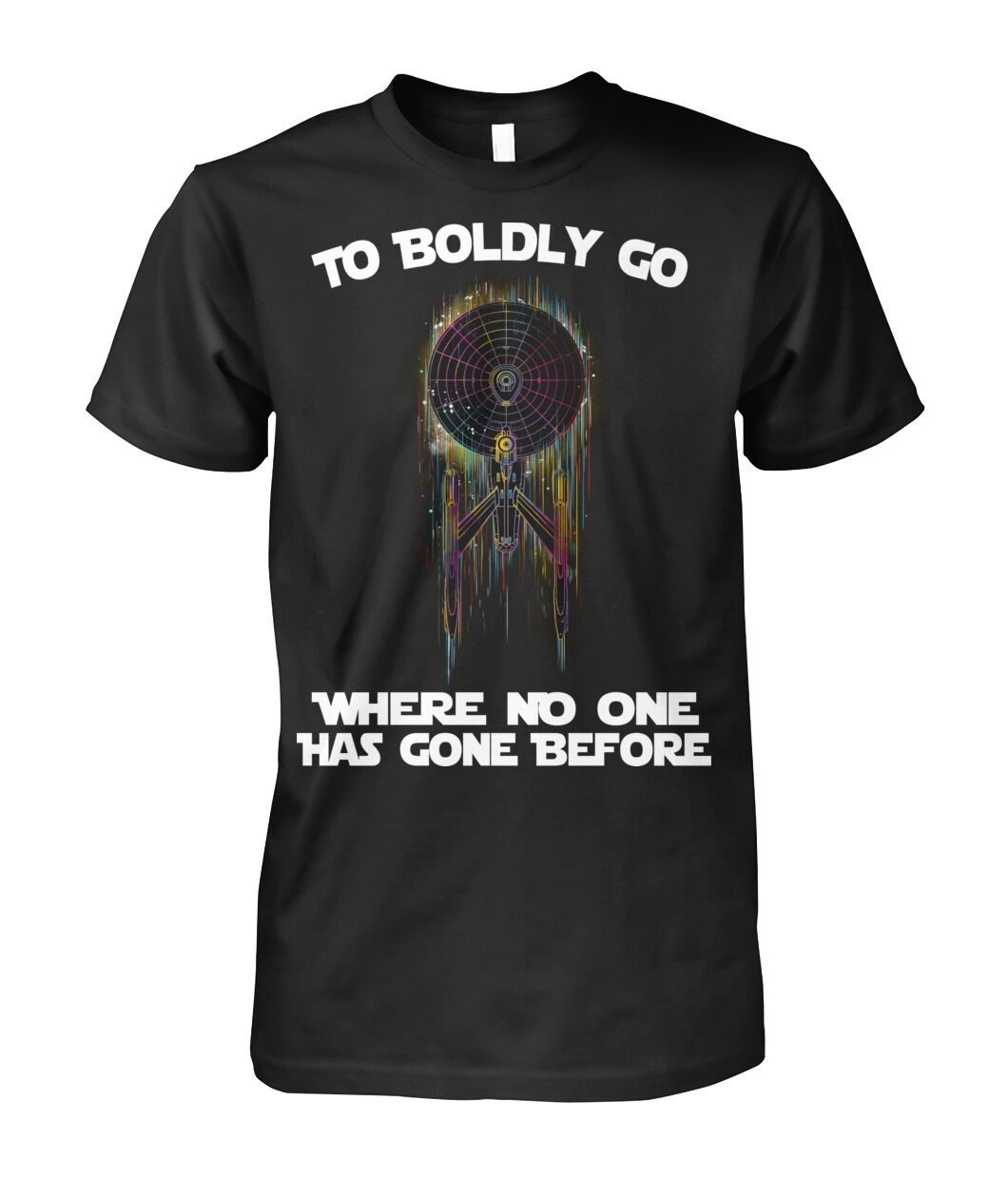star trek to boldly go where no one has gone before shirt 1