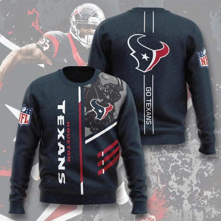 national football league houston texans go texans full printing ugly sweater 5