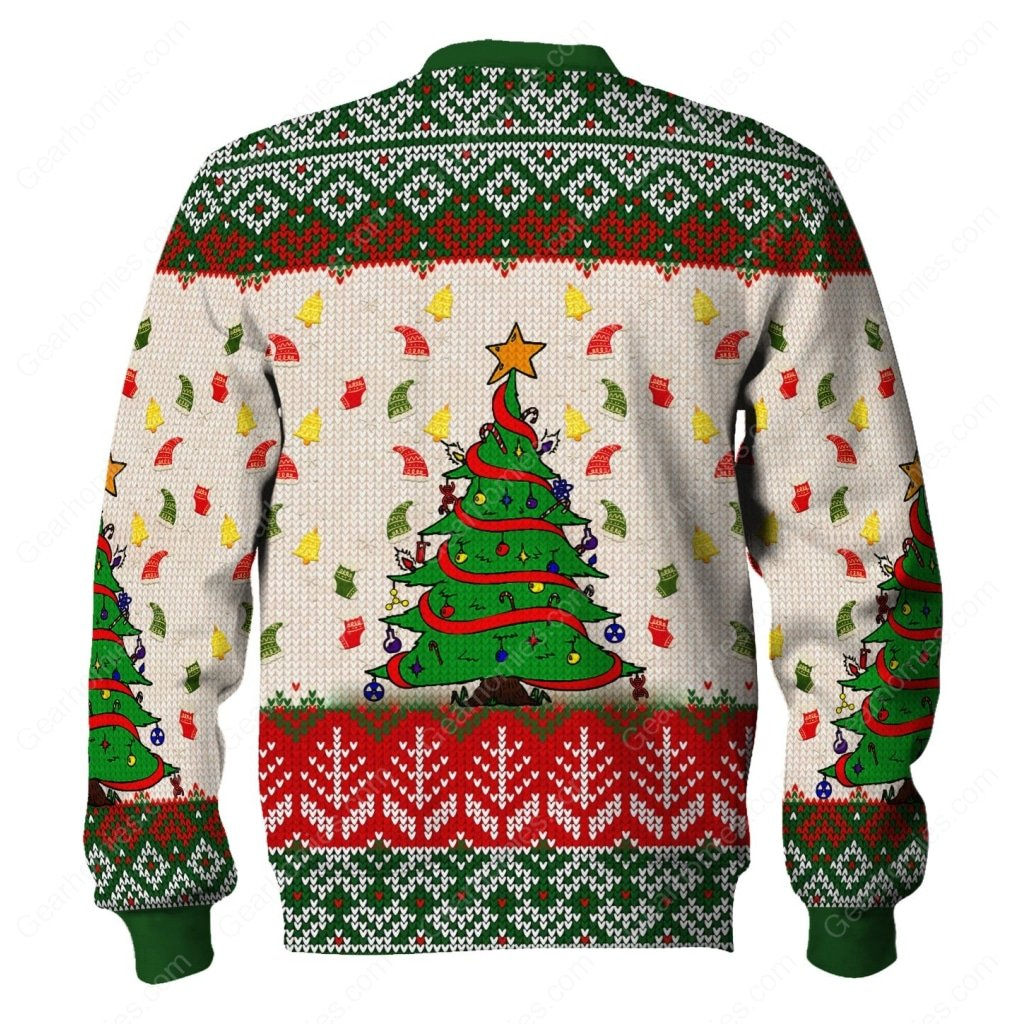 neil degrasse tyson yall need science all over printed ugly christmas sweater 4