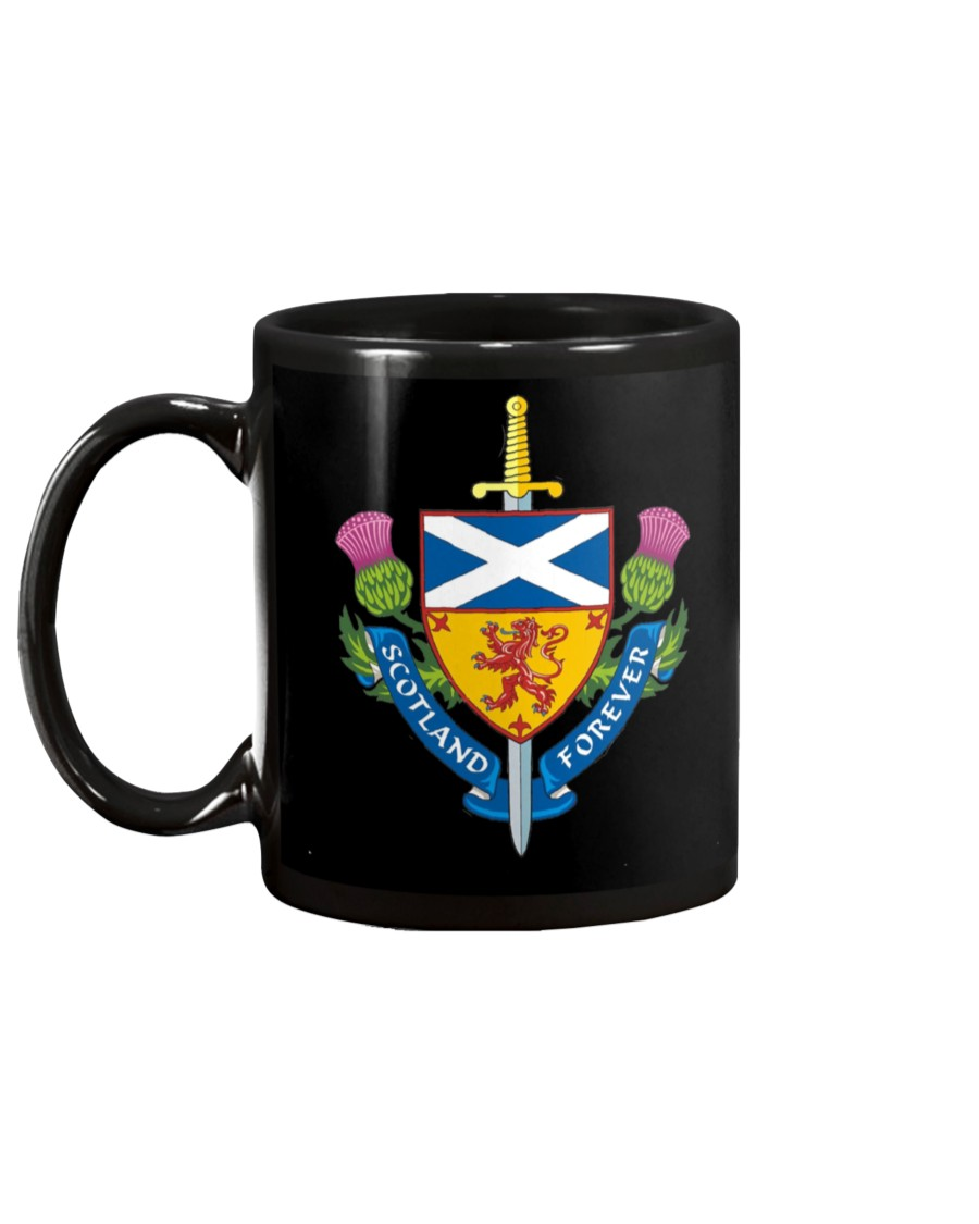 scotland flag forever mug 4