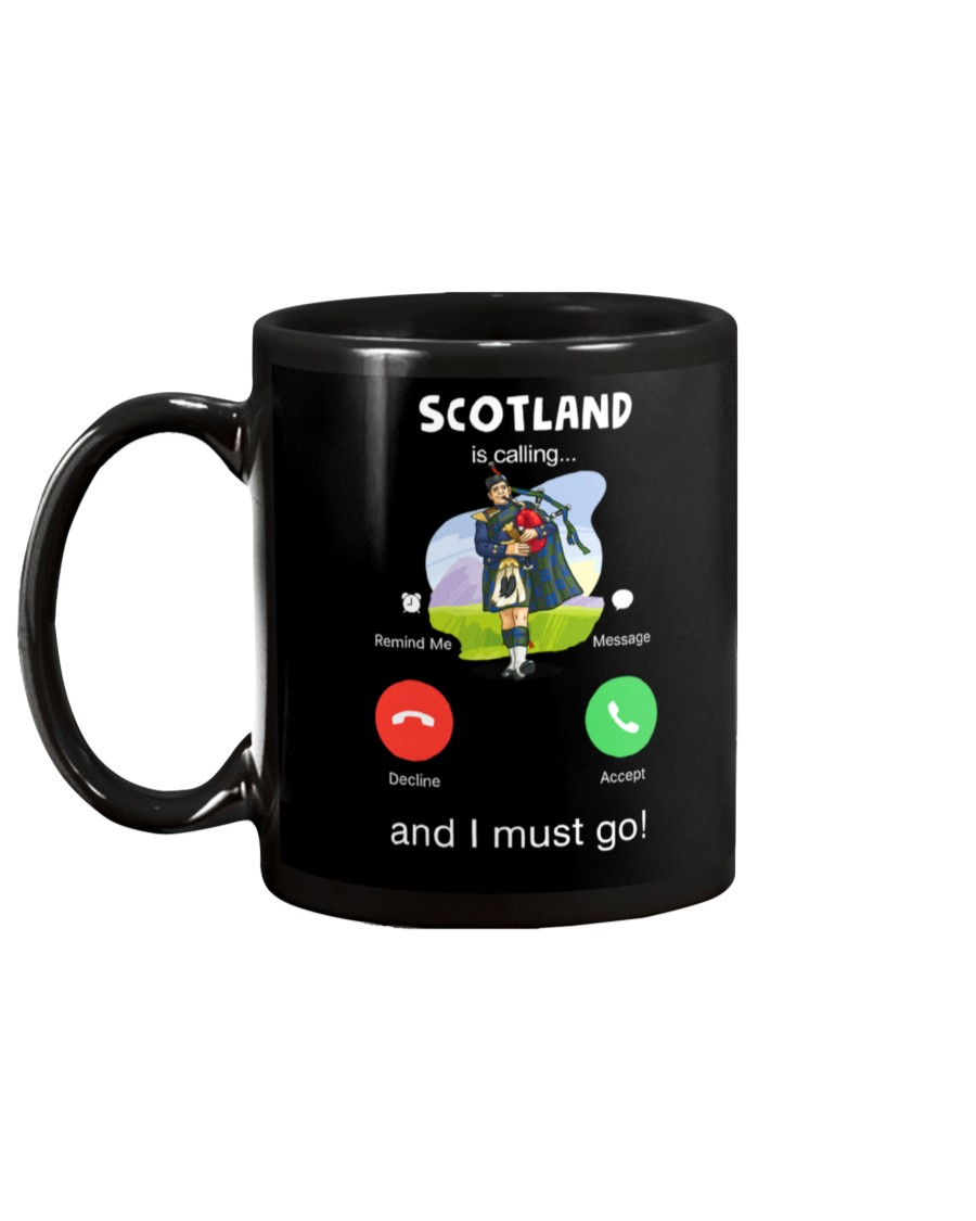 scotland is calling and i must go mug 5