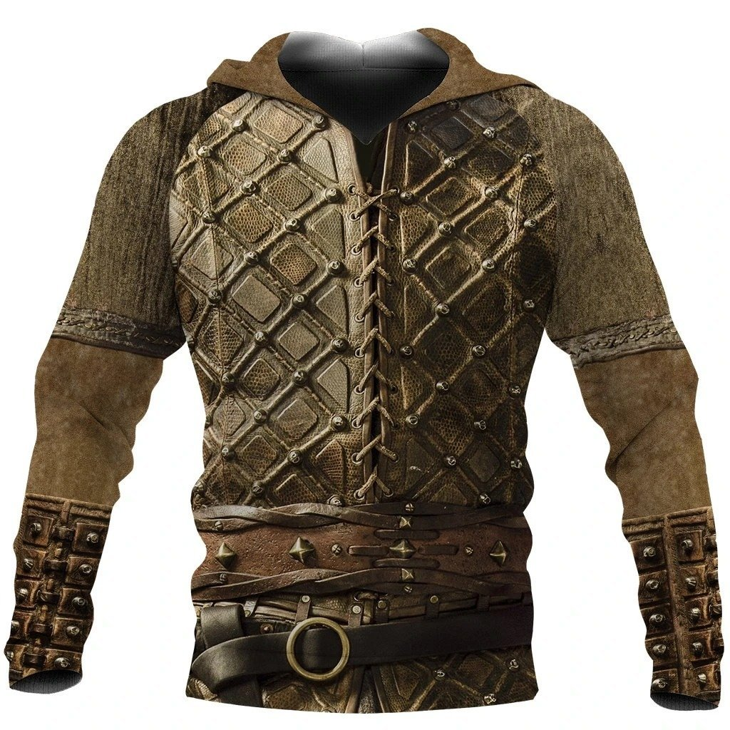 vikings ubbe lothbrok all over printed shirt 1